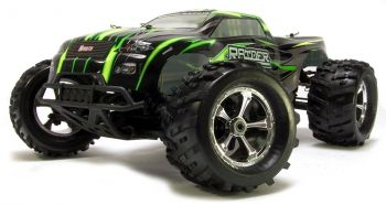 Монстр 1:8 Himoto Raider MegaE8MTL Brushless (зеленый)-WORLD-HOBBIES