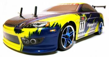 Дрифт 1:10 Himoto DRIFT TC HI4123BL Brushless (синий)-WORLD-HOBBIES