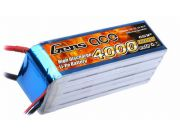 AE Gens Ace Li-Po battery  4000 mAh 6S1P 25C