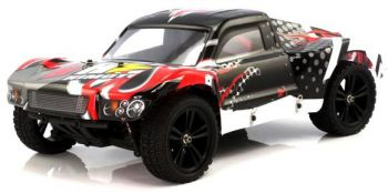 Шорт 1:10 Himoto Spatha E10SC Brushed (черный)-WORLD-HOBBIES