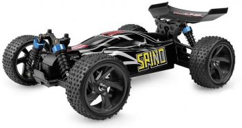 Багги 1:18 Himoto Spino E18XB Brushed (черный)-WORLD-HOBBIES