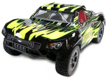Шорт 1:8 Himoto Mayhem MegaE8SCL Brushless (зеленый)-WORLD-HOBBIES