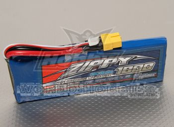 Аккумулятор ZIPPY Flightmax 1800mAh 2S1P LiFePo4 30C  Pack