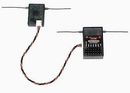 Приемник Spektrum AR6200 DSM2 2.4GHz 6-ти канальный
